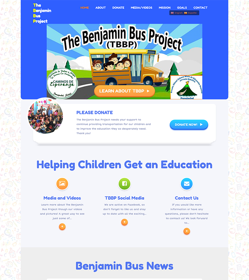The Benjamin Bus Project